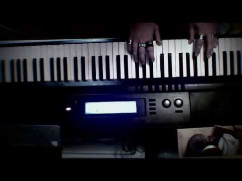 Into The Fire [Piano Cover] - Marilyn Manson