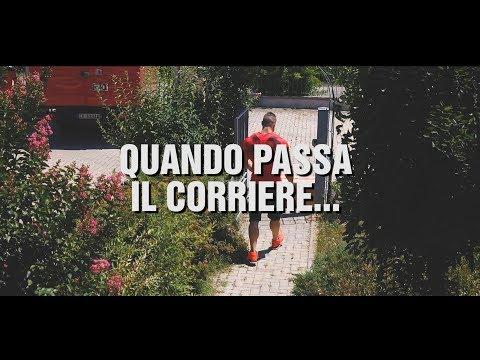 QUANDO PASSA IL CORRIERE..🏋 Team Commando Vlog Filippo Rispoli