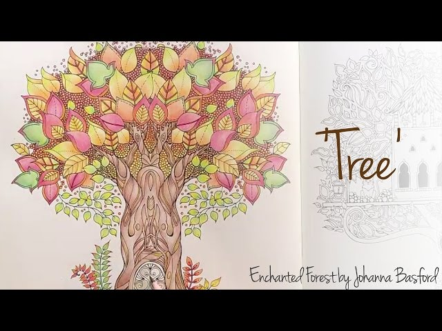 Maggies Colours Youtube Gaming Enchanted Forest Coloring Book Pages