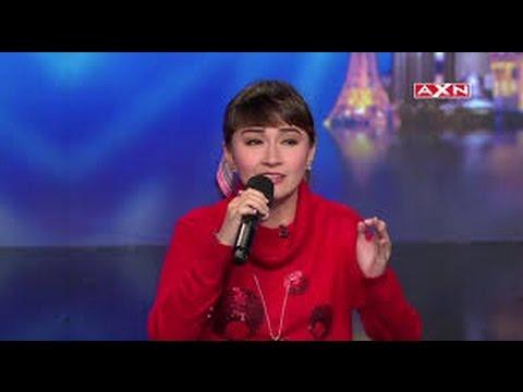 Asia's Got Talent April 2015 Gerphil Flores - Speak Softly, Love HQ