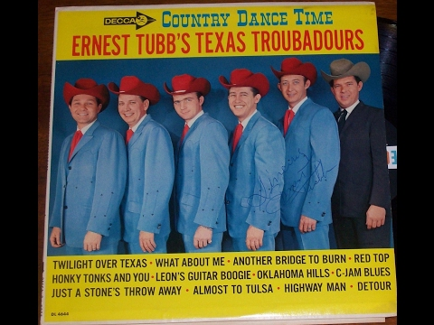 Ernest Tubb's Texas Troubadours – Country Dance Time