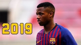 Anssumane fati 2019, barcelona 2019/20, ansu 2019/2020, 2019 *if you have anything against my up...