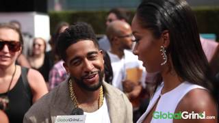 Does Omarion Eat His Girlfriend