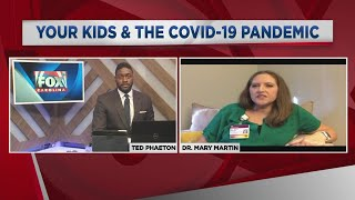 Your Kids and the COVID-19 Pandemic