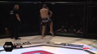 GMC 5: Mick Mokoyoko vs. Fabian Hindenberg 13.09.2014 (Full Fight HD)