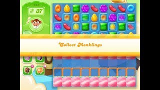 Candy Crush Jelly Saga Level 962 (No boosters)