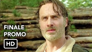 "The Walking Dead Season 6 Episode 16 ""Something to Fear"" Promo (HD) Season Finale"