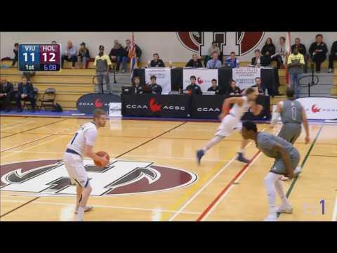 MBBALL | Hurricanes vs VIU, 2017 CCAA National Men's Basketball Championship bronze medal game