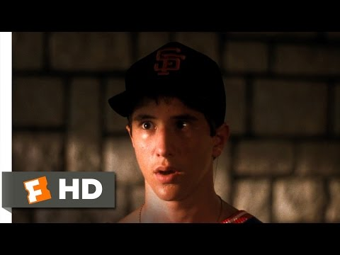Bloodsport (1/9) Movie CLIP - Young Frank Dux (1988) HD