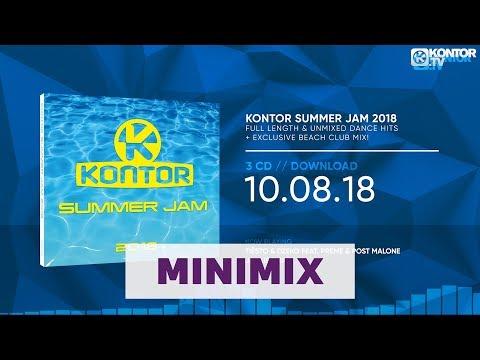 Kontor Summer Jam 2018 (Official Minimix HD)