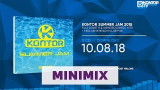 Kontor Summer Jam 2018 (Official Minimix HD)