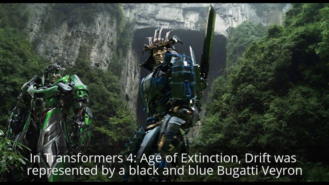 Transformers 5 the last knight drift youtube - Autobot drift transformers 5 ...
