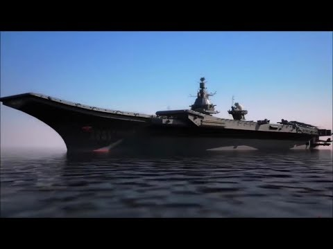 WoW!!! Russia's Supercarrier SHTORM Concept Design a Worthwhile Investment