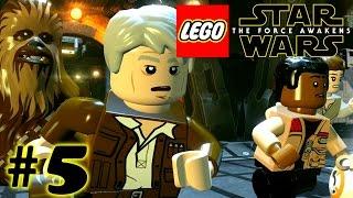 Lego Star Wars: The Force Awakens (HD 1080p 60 fps) - Эравана - прохождение #5