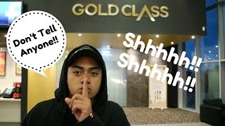 Sneaking Gold Cl Cinemas