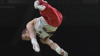 Erst die Schulter, jetzt Olympia-Gold: Hambüchen krönt Karriere