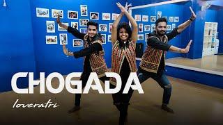 CHOGADA TARA Dance Garba-Bollywood | Vipin Sharma Choreography | Loveratri | Navratri 2018 Special