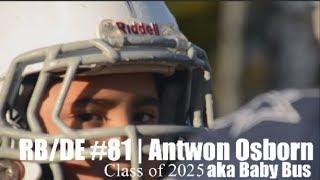 Antwon Osbourn Jr