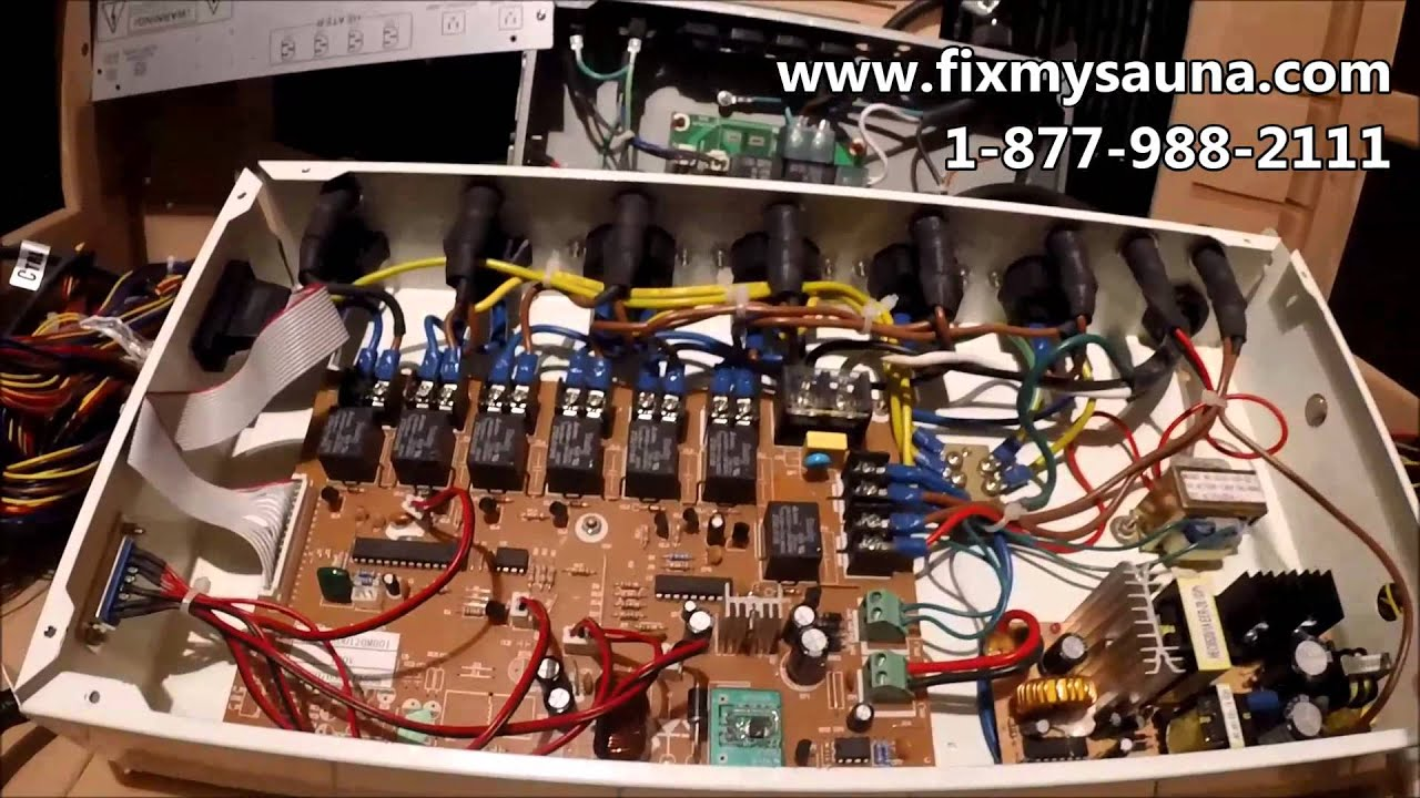 keysbackyard infrared sauna repair and service  [ 1280 x 720 Pixel ]