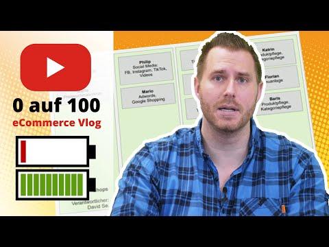 eCommerce Vlog 0-100 #3: Struktur, Verantwortung und saubere Aufgabenverwaltung im Handel