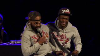 The Black Wall Street Comedy Special w/ Karlous Miller, Chico Bean and