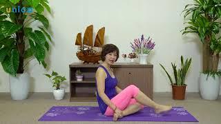 Khoá học 36 Thế Yoga tăng cường sinh lý:  Bài 1 - tư thế ngồi 1