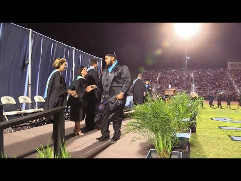 Gila Ridge High School 2018 Graduation