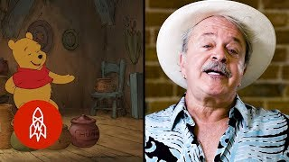 Meet the Voice of Winnie the Pooh … and Tigger, Too!