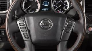 2017 NISSAN TITAN - NissanConnectSM Mobile Apps (if so equipped)
