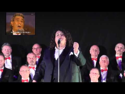 Jonathan Antoine - Three Tenors montage - is he destined to become the greatest Tenor of our time?