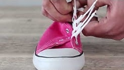 How To Put Your SHOEPS Laces In