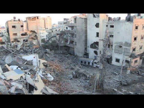 Choques Entre Israel Y Grupos Armados De Gaza Hacen Temer Guerra