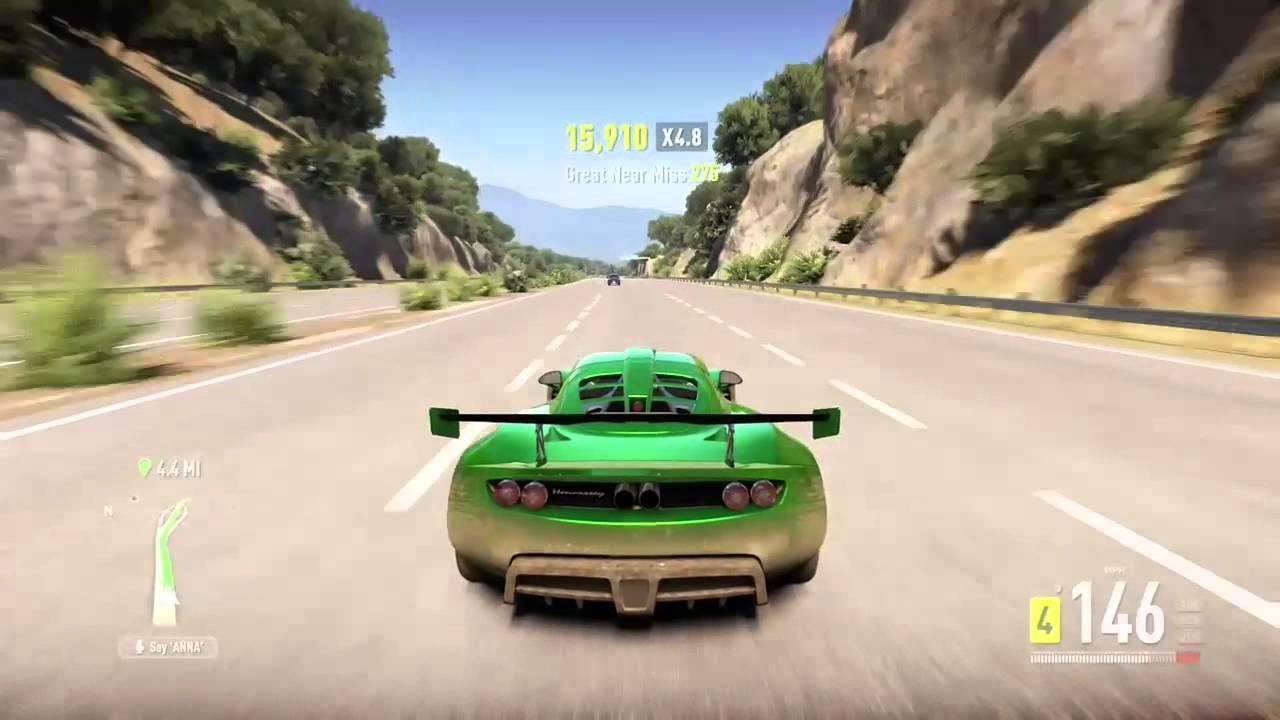 Forza Horizon 2: Hennessey Venom GT