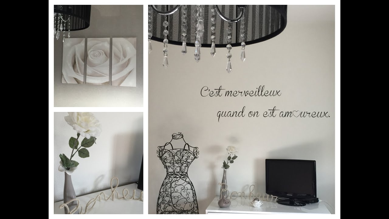 Room tour / le tour de ma chambre !   youtube