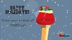 Holiday Greetings from PWRTrade!