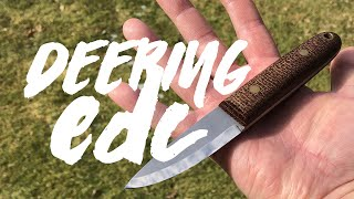Holy Grail | Deering EDC Bushcrafter