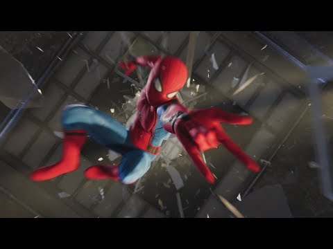 Spider-Man vs The Kingpin (Stark Suit Walkthrough) - Marvel's Spider-Man