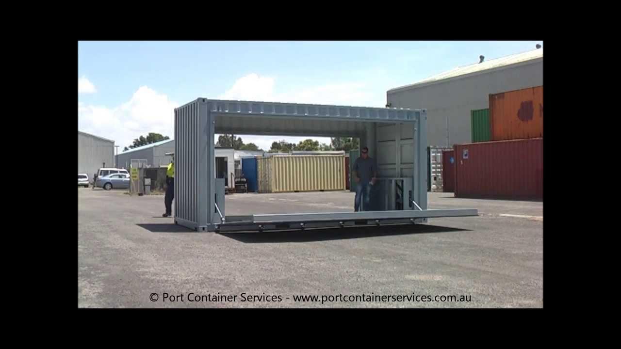 Hydraulic Deck Youtube