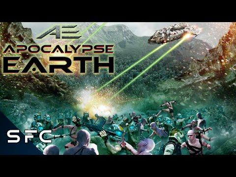 AE Apocalypse Earth | Full Action Sci-Fi Movies