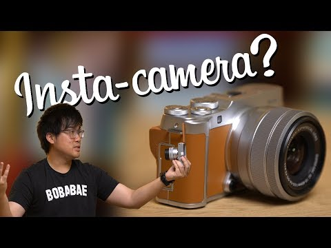 The Best Camera for Instagram?!