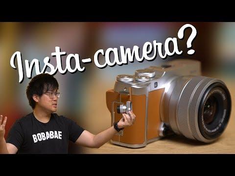 The Best Camera for Instagram?!
