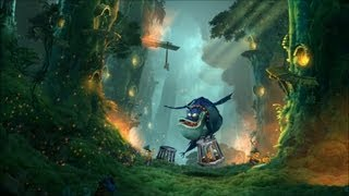 Rayman Legends Gameplay TRUE HD Xbox 360 PS3 PC