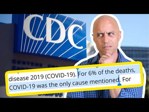 CDC Reveals 5 Best Reasons for Dying
