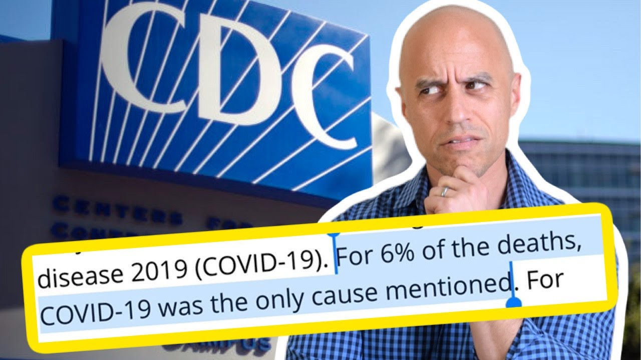 CDC statistic on COVID-19 deaths does not mean only 6 percent ...