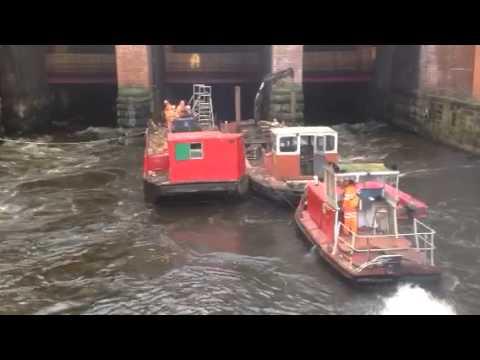 LSSE Barge