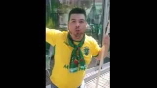 Núcleo Sportinguista da Figueira da Foz alvo de criticas.