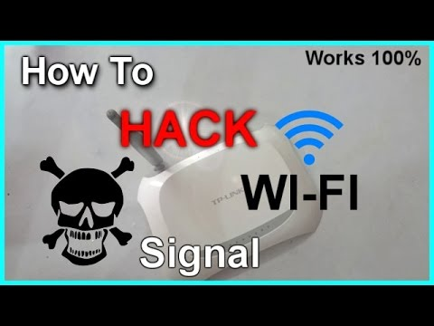 How to hack wifi signal 100 working youtube how to hack wifi signal 100 working ccuart Image collections