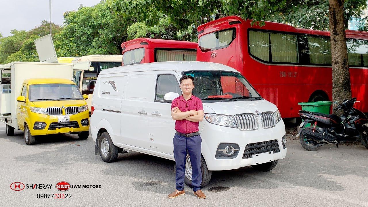 Xe Dongben X30 930Kg Hoàn Toàn Mới - Đi Được Trong Phố Sau 1/7/2020 - GIảm 100% Phí Trước Bạ
