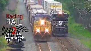 Balapan Kereta Api !!! PART 2