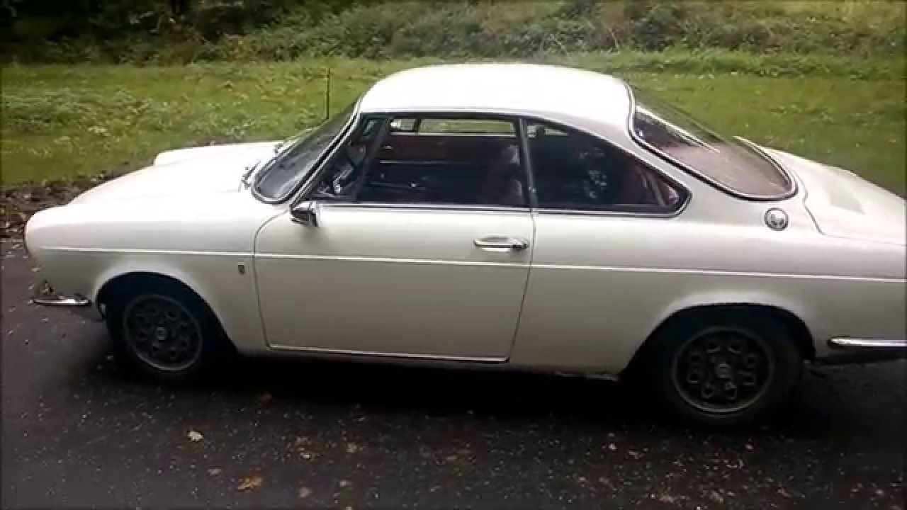 Simca 1000 coupe bertone youtube - Simca 1000 coupe bertone occasion ...